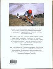 Alpinisme : Des Premiers Pas Aux Grandes Courses - 4ème de couverture - Format classique
