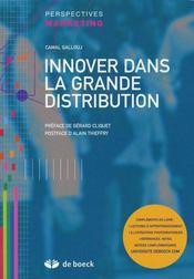 Innover dans la grande distribution - Intérieur - Format classique