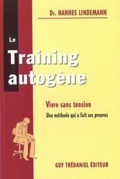Training Autogene (Le) - Intérieur - Format classique