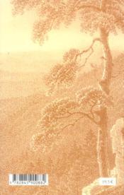 Corde Et Le Serpent (La) - 4ème de couverture - Format classique