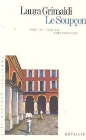 Soupcon (Le) - Couverture - Format classique