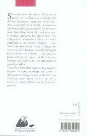 L'aile d'airain - 4ème de couverture - Format classique
