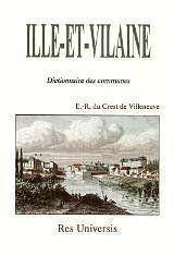Ille Et Vilaine (Departement De L') - Couverture - Format classique