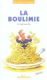 La boulimie ; la faim sans fin - Intérieur - Format classique