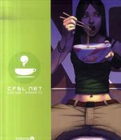 CFSL.net ; café salé ; artbook t.1 - Intérieur - Format classique