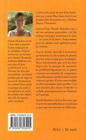 Aux herbes de la saint-jean, carnet de notes d'une herboriste - 4ème de couverture - Format classique
