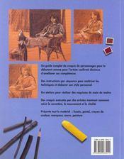 Les Beaux Arts Pour Debutants : Le Dessin - 4ème de couverture - Format classique