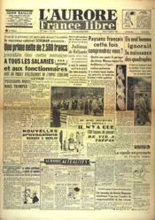 Aurore France Libre (L') N°1239 du 07/09/1948 - Couverture - Format classique