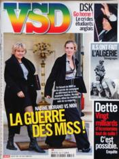 Vsd N°1803 du 15/03/2012 - Couverture - Format classique