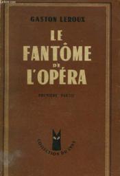 Le Fantöme De L'Opera - Couverture - Format classique