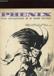 Phenix - Revue Internationale De La Bande Dessinee - 8e Annee N°41 - Couverture - Format classique