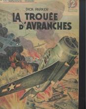 La Trouee D'Avranches - Couverture - Format classique