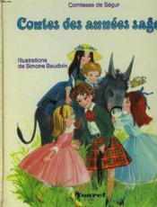 Contes Des Annees Sages - Couverture - Format classique
