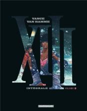 XIII ; intégrale t.2 - Couverture - Format classique