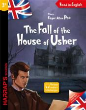 Vente livre :  The fall of the house of Usher  - Garret White - Cyril Nouvel