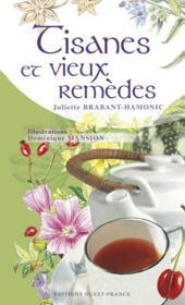 Tisanes Et Vieux Remedes - Couverture - Format classique