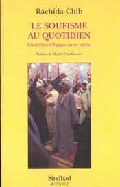 Le soufisme au quotidien - Intérieur - Format classique