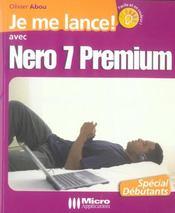 Je me lance avec nero 7 premium - Intérieur - Format classique