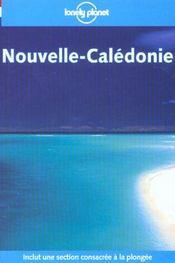 Nouvelle-Calédonie. Inclut Une Section Consacrée À La Plongée - Intérieur - Format classique