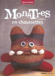 Monstres En Chaussettes - Intérieur - Format classique