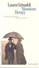 Monsieur Bovary - Couverture - Format classique
