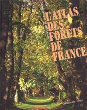 L'Atlas Des Forets De France N Ed - Intérieur - Format classique