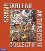 Grand Tableau Antifasciste Collectif - Couverture - Format classique