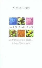 La belle alliance, l'orthomoléculaire associée à la gemmothérapie - Intérieur - Format classique