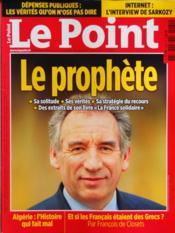 Point (Le) N°2061 du 15/03/2012 - Couverture - Format classique