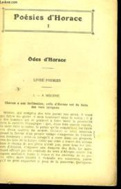 Poesies. Tome 1. Collection : Les Meilleurs Livres N° 84. - Couverture - Format classique