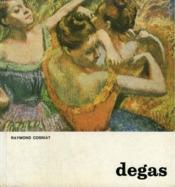 Degas. Collection : Grand Art - Petite Monographies. - Couverture - Format classique