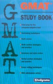 GMAT study book - Intérieur - Format classique