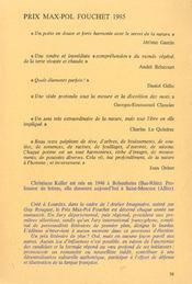 Le Don De L'Ete - 4ème de couverture - Format classique