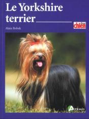 Le Yorshire Terrier - Couverture - Format classique