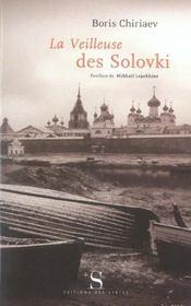La veilleuse des Solovki - Intérieur - Format classique