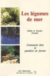 Les Legumes De Mer - Couverture - Format classique