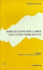 Mobilisations populaires, éducation mobilisante - Intérieur - Format classique