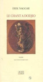 Le chant a dodjio - Couverture - Format classique