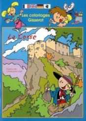 Les Coloriages Gisserot : La Corse - Couverture - Format classique