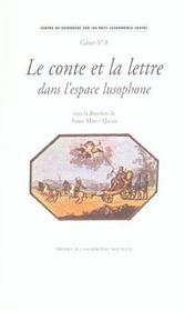 Conte et lettre dans espace lusophone. 8 - Intérieur - Format classique