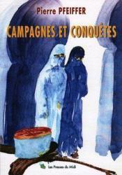 Campagnes Et Conquetes - Couverture - Format classique