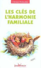 Les clés de l'harmonie familiale - Intérieur - Format classique