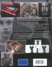 L'essentiel du noir et blanc - 4ème de couverture - Format classique
