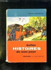 Belles Histoires De Mon Pays. Cours Elementaire Avec Supplement Pour Cm1. - Couverture - Format classique