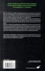 Génération - 4ème de couverture - Format classique
