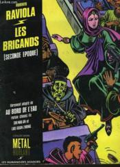 Les Brigands - Seconde Epoque - Couverture - Format classique