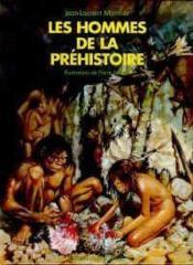 Hommes De La Prehistoire - Couverture - Format classique