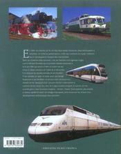 La fabuleuse aventure du train - 4ème de couverture - Format classique