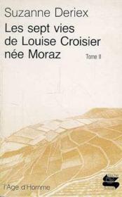 Sept Vies Louise Croisier T.2 Ps106 - Couverture - Format classique