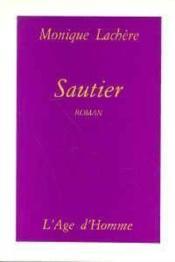 Sautier - Couverture - Format classique